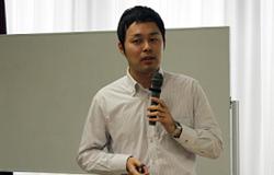 ▲東京報告者:伊藤 大介研究員