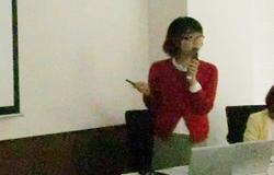 ▲大阪報告者:伊藤 美智予主任研究員