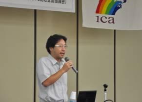 ▲講師:小山 良太福島大准教授