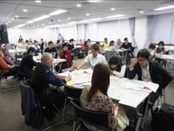 ▲健康づくり委員長会議 (11月開催)