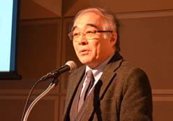 ▲講師:髙橋紘士教授