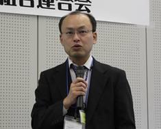 ▲厚生労働省老健局:朝川知昭課長