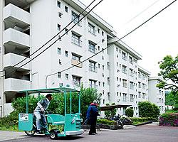館ヶ丘団地