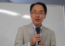 ▲講演中の佐藤元美先生