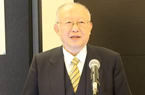 ▲学習講演:日野 秀逸政策室長