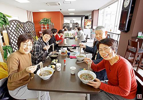 コミュニティカフェ『ら・ぽーる』