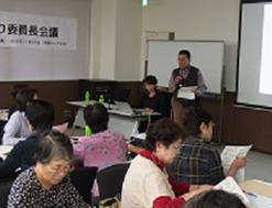 ▲報告:広島中央保健生協 隆杉 晃氏