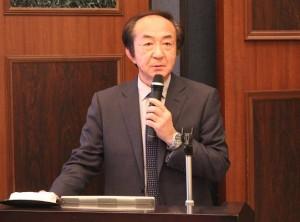 ▲報告:高橋 智典専務理事