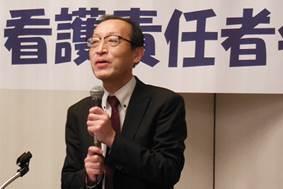 ▲報告:東久保  浩喜専務理事
