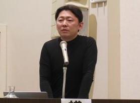 ▲講演4:松永洋介氏