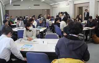 ▲関東甲信越ブロック・東京エリア会場の様子