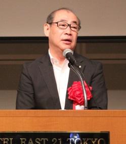 ▲浅田会長