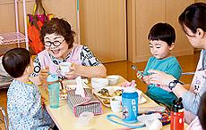 参加型福祉サービス