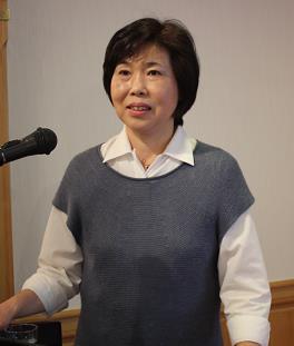 ▲基調報告:齊藤 恵子介護委員長