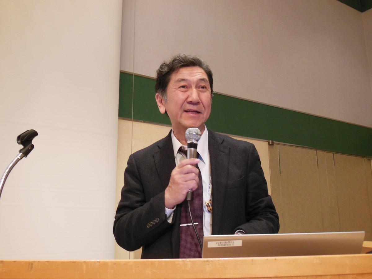 岡山大学客員教授 宮島 俊彦氏